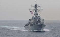 Tàu khu trục USSFitzgerald vừa được sửa hết 21 triệu USD