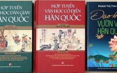 12 tập sách về kỷ niệm quan hệ Việt - Hàn