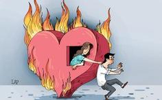 Nếu đừng quá ghen vì yêu...