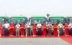 Hà Nội thêm 3 tuyến xe buýt mới