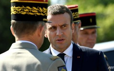 Có Quốc hội trong tay, tổng thống Pháp sắp chơi cứng rắn