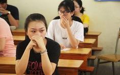Điểm liệt 1 môn bài thi tổ hợp, được xét tốt nghiệp THPT?