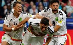 """22h hôm nay (24-6): """"Gấu Nga""""quyết chiến với Mexico"""