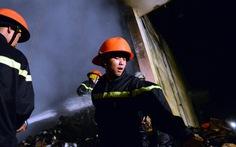 Gặp lại chàng lính cứu hỏa Trang Thanh Nam