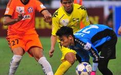 Lượt về V-League 2017: Trận cầu đinh trên sân Thanh Hóa