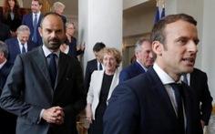 Tổng thống Pháp Macron đi đúng bài kiểu Obama