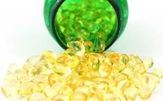 Uống vitamin A và D: uống bao nhiêu là đủ?