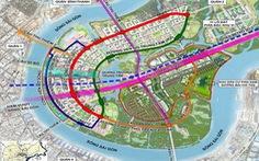 TP.HCM sẽ xây dựng cầu Thủ Thiêm 4 nối quận 7 - quận 2