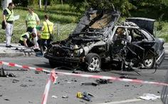 Đại tá quân báo Ukraine bị sát hại bằng bom cài trong xe