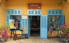 Họa sĩ yêu Việt Nam Bridget March mở phòng tranh ở Hội An