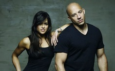 'Đả nữ' Michelle Rodriguez muốn bỏ Fast and Furious