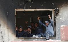 Giải phóng Mosul chỉ còn cách một con sông