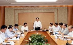 Chậm giải ngân vốn đầu tư công, Phó thủ tướng yêu cầu kiểm điểm