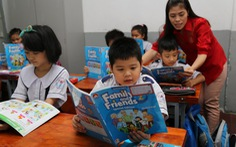 Toàn bộ trường THCS Q.10 dạy chương trình tiếng Anh tăng cường