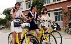 Dịch vụ cho thuê xe đạp điện tự động đang lan rộng