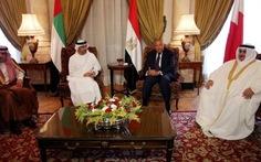 Saudi Arabia tuyên bố tiếp tục trừng phạt Qatar