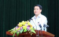Chủ tịch Hà Nội: 'Tôi thấy bà con Đồng Tâm vẫn còn khúc mắc'
