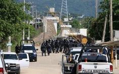 Tù nhân đập nhau ở Mexico, ít nhất 28 người thiệt mạng