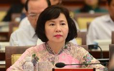 Ban Bí thư sẽ quyết mức kỷ luật bà Hồ Thị Kim Thoa