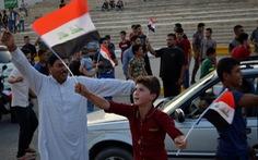 'Vương quốc' của Nhà nước Hồi giáo IS đã về tay dân Iraq