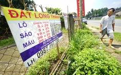 Nói tách thửa quanh sân bay Long Thành đượclà không đúng