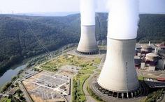 Pháp sẽ phải dừng hoạt động hàng loạt lò phản ứng hạt nhân