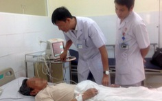 Cứu bệnh nhân nhồi máu não cấp nhờ tiêm thuốc tiêu huyết khối