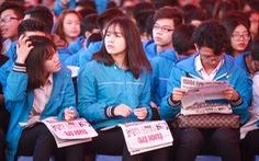 Nhiều trường bổ sung ngành học mới trước giờ đổi nguyện vọng