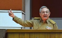 Chủ tịch Cuba chỉ trích chính sách của Mỹ