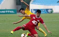 VÒNG 12 GIẢI HẠNG NHẤT 2017: Nam Định trước ngưỡng cửa V-League
