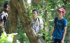 Lạc vào rừng lan ở 'lũng cá lóc'