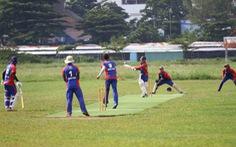 Đội tuyển cricket đầu tiên của VN