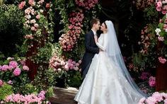 Cựu thiên thần Victoria's Secret - Miranda Kerr:Ảnh cưới đẹp như cổ tích