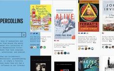 Dịp hiếm để chọn mua 2000 đầu sách HarperCollins