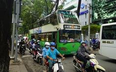Xe buýt 2 tầng ở TP.HCM chỉ còn chạy đến hết năm nay