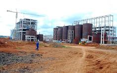 Bắt người trộm 200 tấn chất thải của nhà máy bôxit Tân Rai