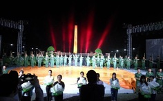 500 nghệ sĩ tham gia cầu truyền hình Linh thiêng Việt Nam