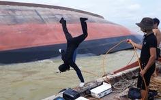 Xem toàn cảnh cuộc cứu nạn tàu VTB 26 bị chìm