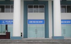 Thay đổi lối đi cảng tàu Tuần Châu: Mở tạm lối đi cũ
