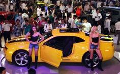 Vietnam Motor Show 2017: 'show hàng' 84 mẫu xe, dự kiến 150.000 người xem