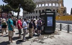 Thủ đô Ý phải cúp nước 8 giờ mỗi ngày