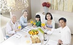 Căn hộ 3 thế hệ tại trung tâm Quận 8 : 20tr/m2 trả chậm 2 năm