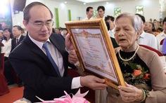 TP.HCM truy tặng 59 mẹ danh hiệu Bà mẹ Việt Nam anh hùng