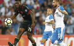 Điểm tin sáng 28-7: Milan thắng chật vật tại Europa League