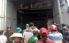Vụ cháy xưởng bánh: Thành ủy Hà Nội chỉ đạo khẩn trương giải quyết