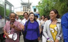 Bộ trưởng Bộ Y tế kiểm tra dịch sốt xuất huyết tại TP.HCM
