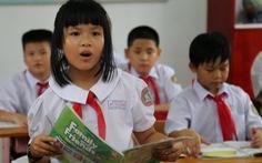 Chương trình giáo dục phổ thông tổng thể: Học tiếng Anh quá ít