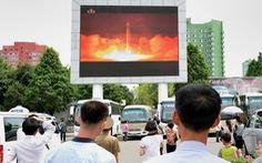 Trung Quốc chỉnh ông Trump trong vấn đề Triều Tiên