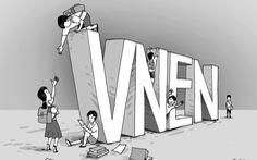 Nghịch lý... trường học mới Việt Nam - VNEN