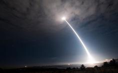 Mỹ thử thành công tên lửa đạn đạo xuyên lục địa bay xa 6.000km